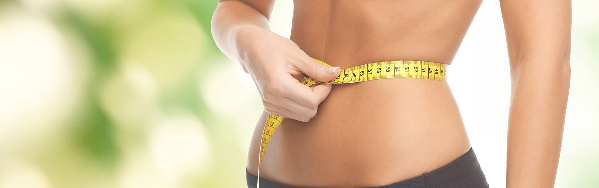 Personal Training and Weight Loss Banner