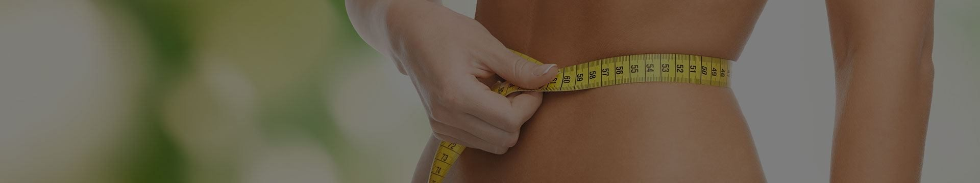 Circumference weight loss measurements Dallas