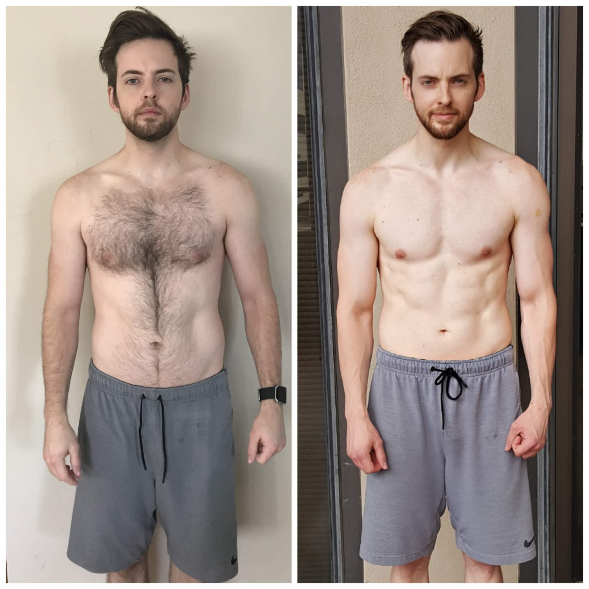 David Fitness Transformation personal training Dallas