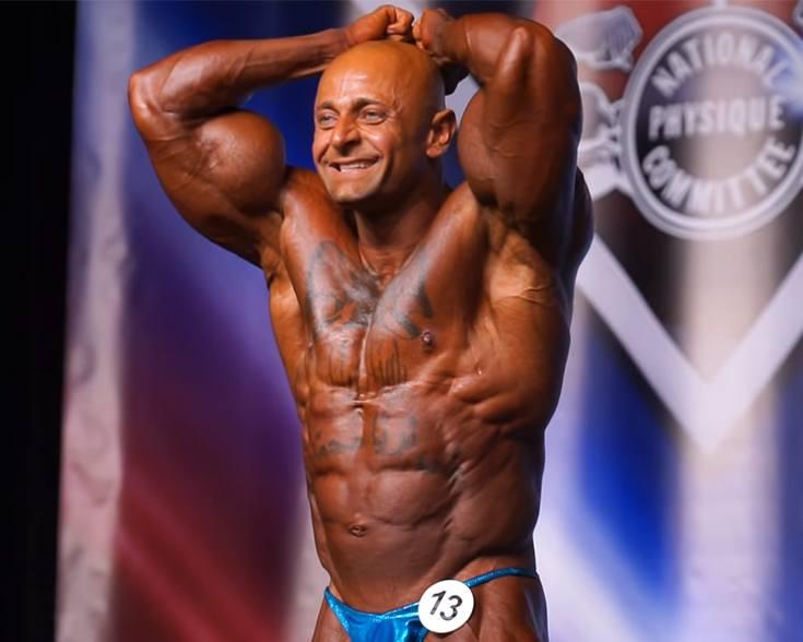 Mr. Texas Ali Taktak