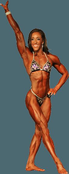 personal trainer Sarah Villegas