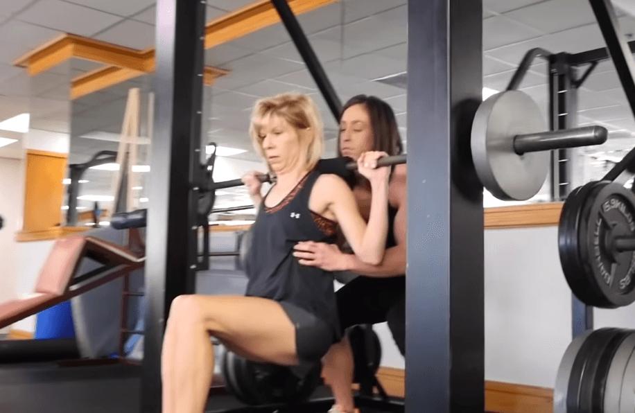 AFS Premier Fitness female personal trainer Dallas