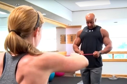 top Dallas personal trainer for women transformation story