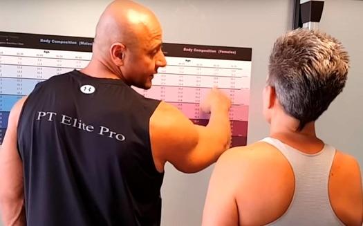 personal training Dallas transformation story