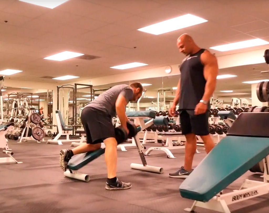 AFS Premier Fitness top personal trainer Dallas