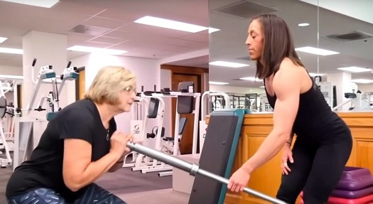 weight loss personal training for seniors Dallas transformation story