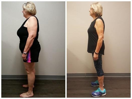 Brenda personal training for seniors Dallas