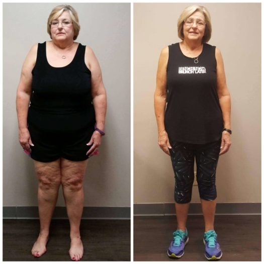 Brenda weight loss coach for seniors Dallas