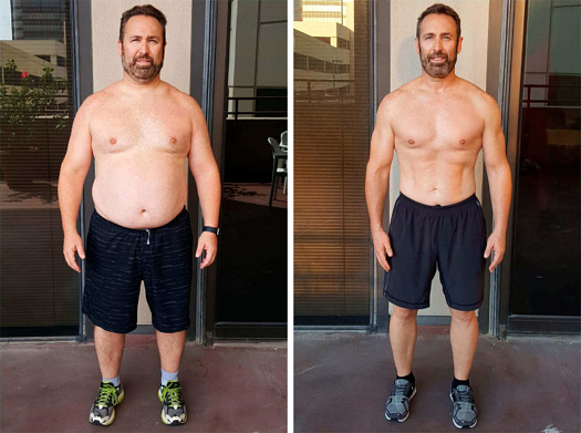Brian Dallas top personal trainer