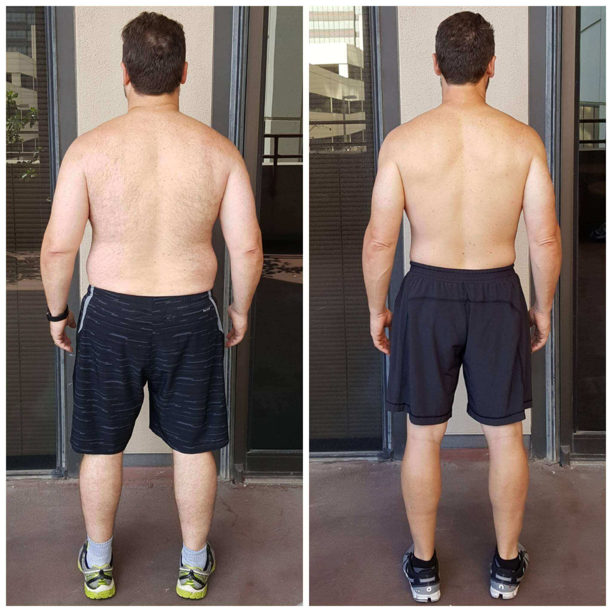 Brian weight loss Dallas top personal trainer