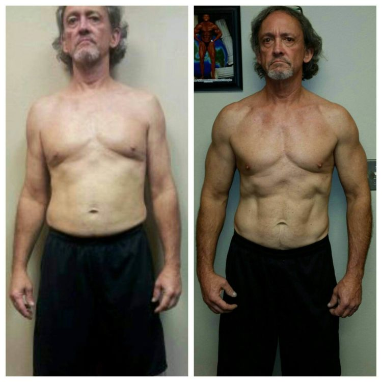Bryan weight loss results Dallas