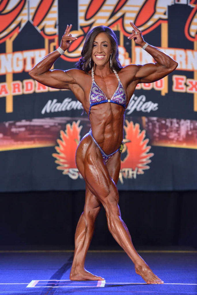 Chicago Pro Champion Sarah Villegas