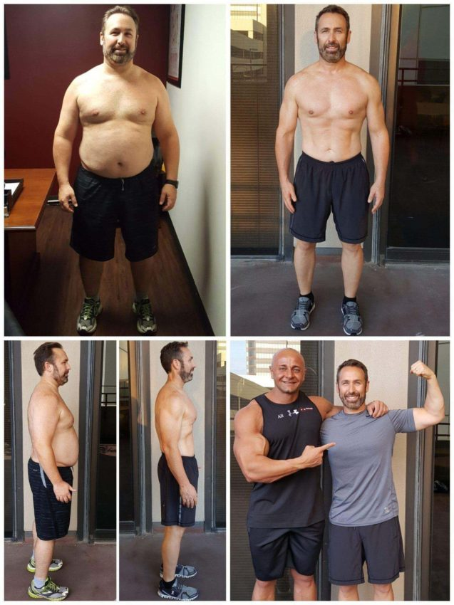 Dallas top personal trainer