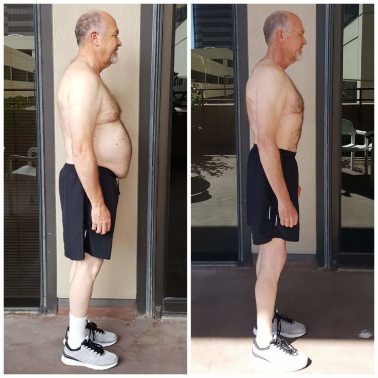 David weight loss results Dallas
