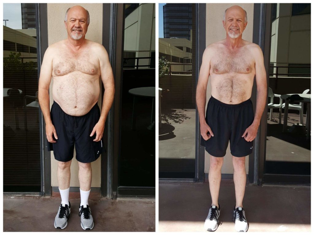 David weight loss personal training Dallas