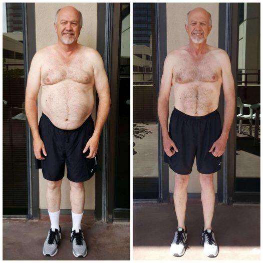 David weight loss results Dallas