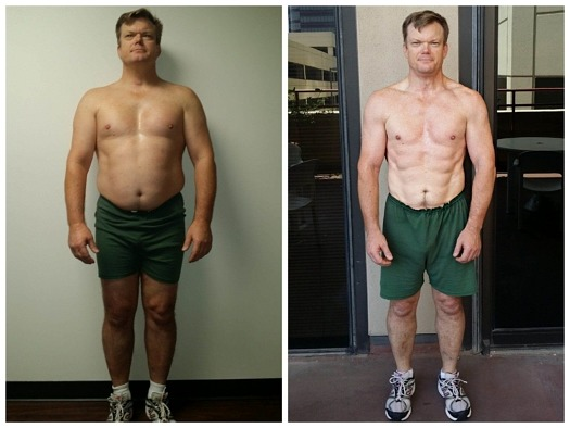 Derek Dallas top personal training