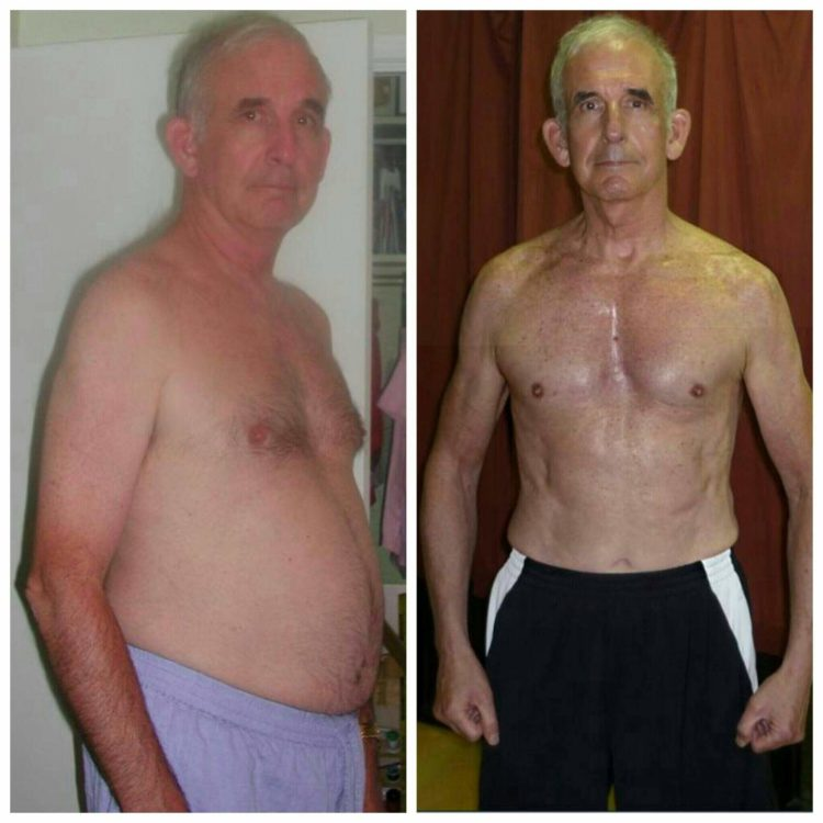 Ed senior personal training program Dallas