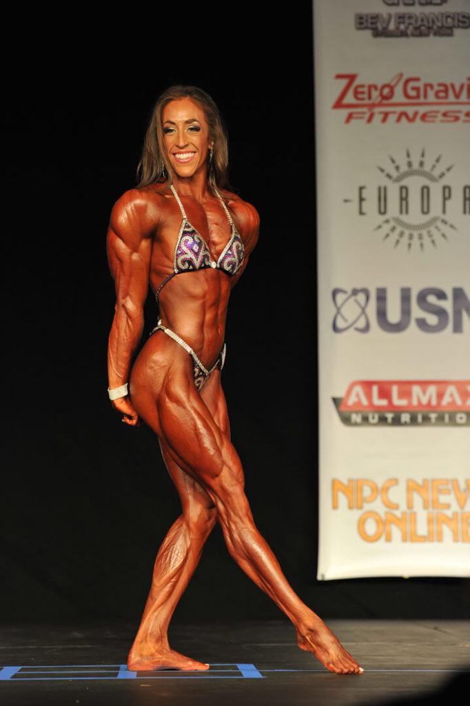 IFBB Pro Sarah Villegas