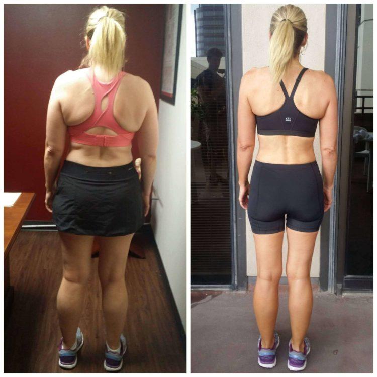 Jaime Linda female top personal trainer Dallas