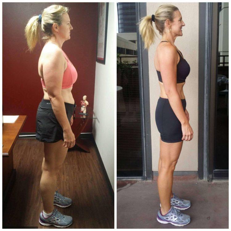 Jaime muscle toning top female trainer Dallas