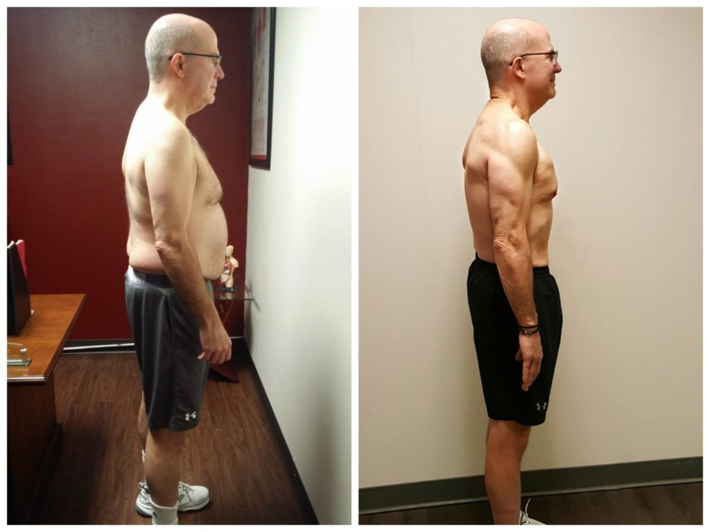 Jeff weight loss Dallas personal trainer
