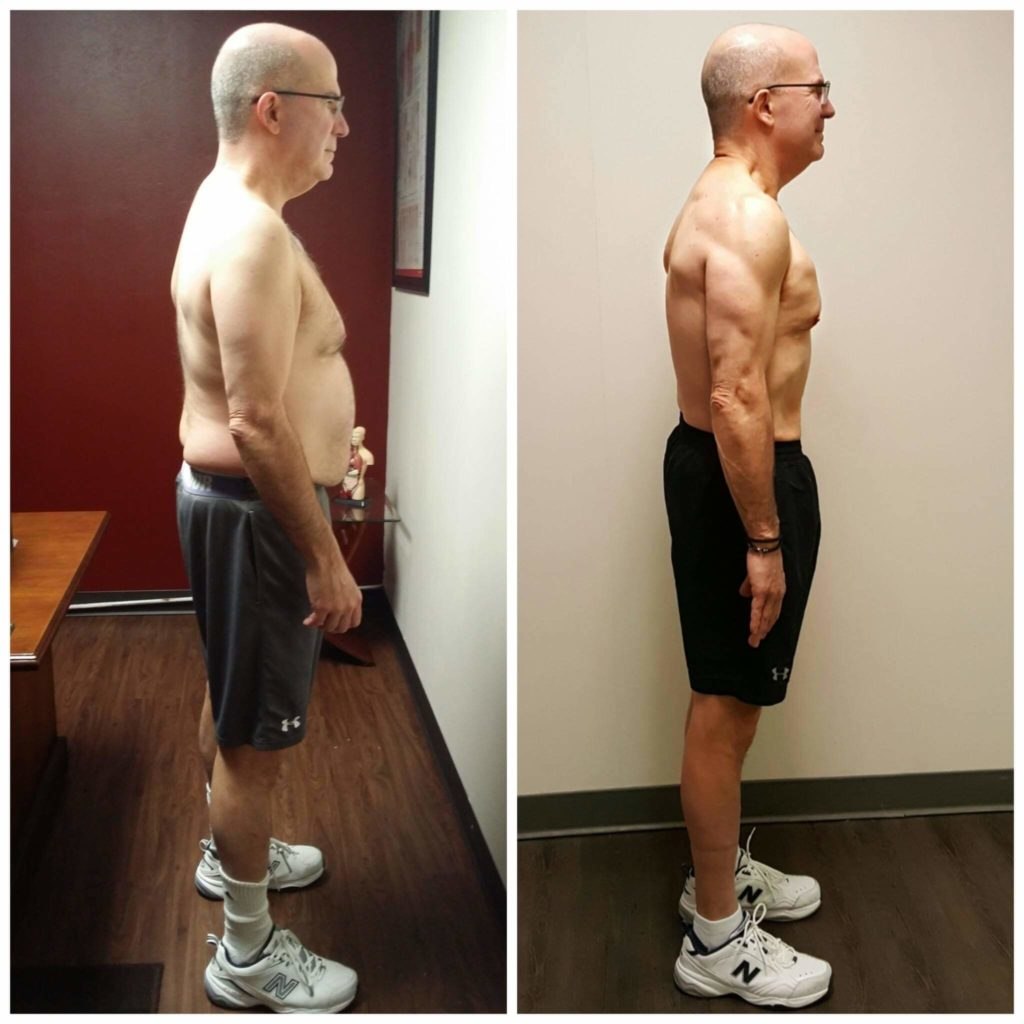 Jeff weight loss trainer Dallas