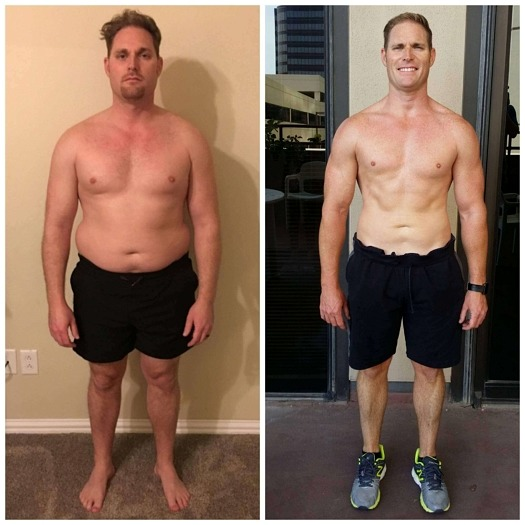 Jeremy Weight loss Dallas
