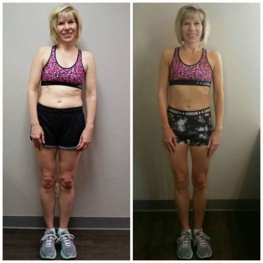 Linda muscle toning Dallas