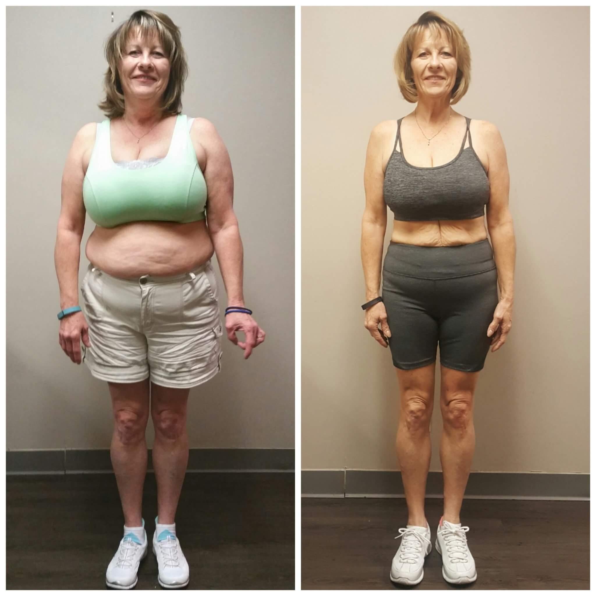 Lisa weight loss Dallas