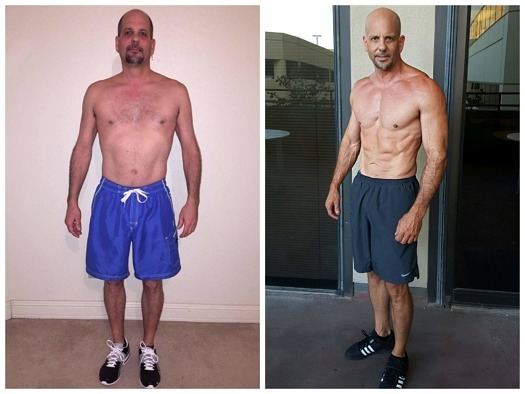 Mark muscle building personal training Dallas