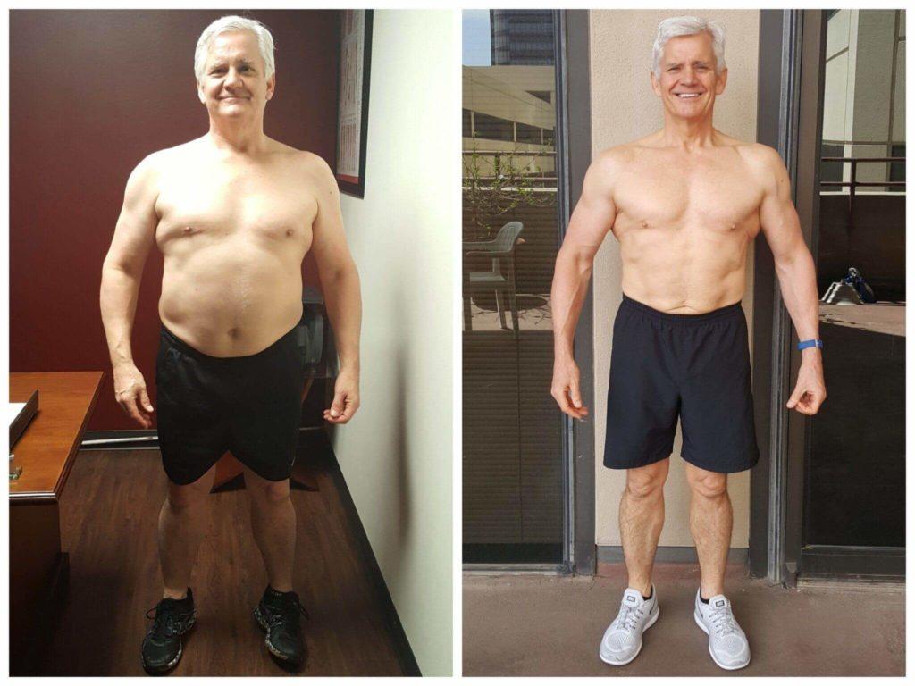 Mike top personal trainer Dallas