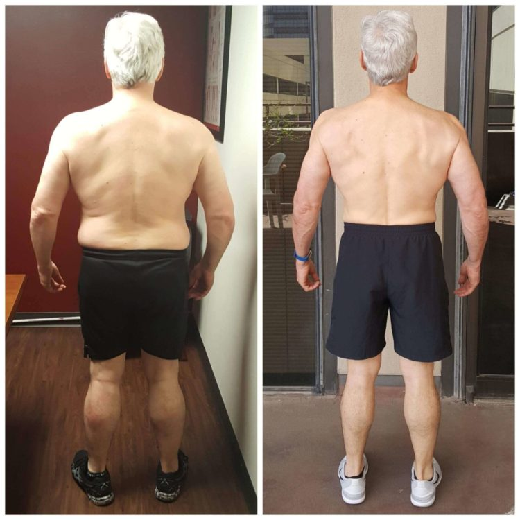 Mike weight loss Dallas top personal trainer