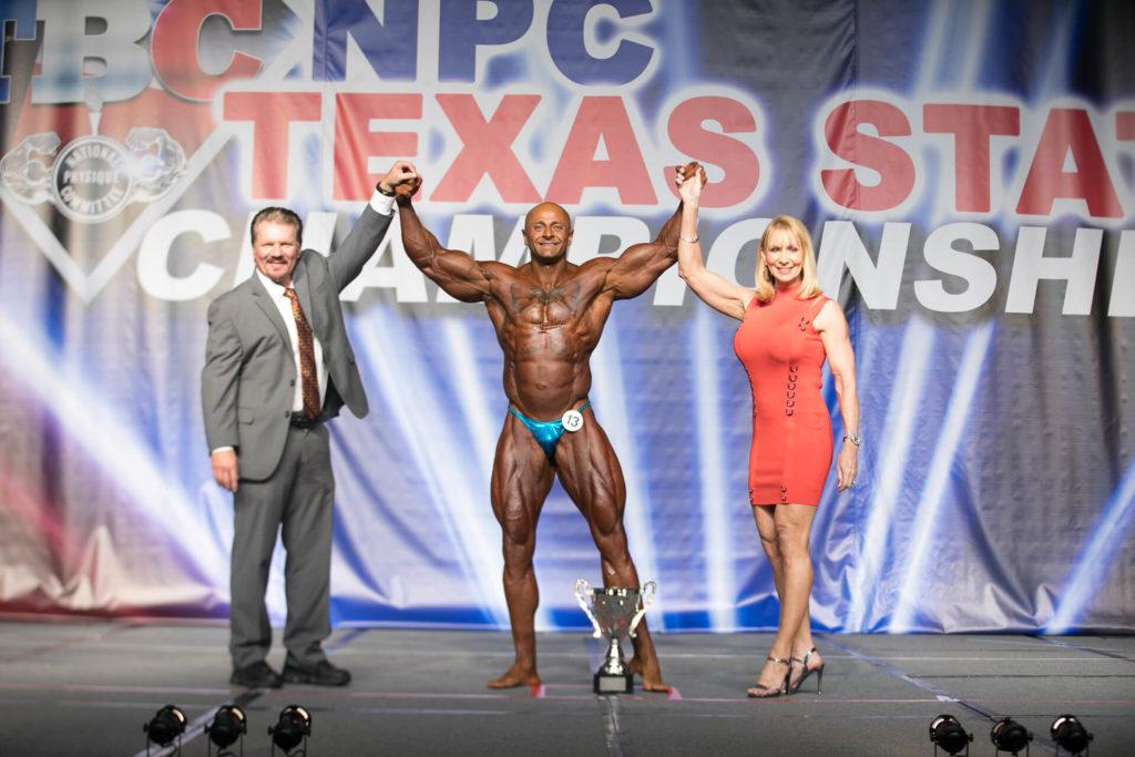 Mr. Texas 2017 Ali Taktak