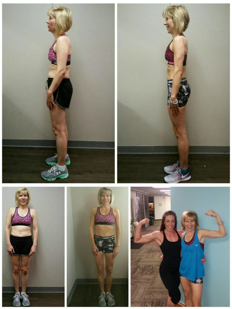 Muscle toning personal trainer for women Dallas