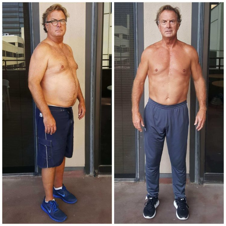 Rick weight loss coach Dallas