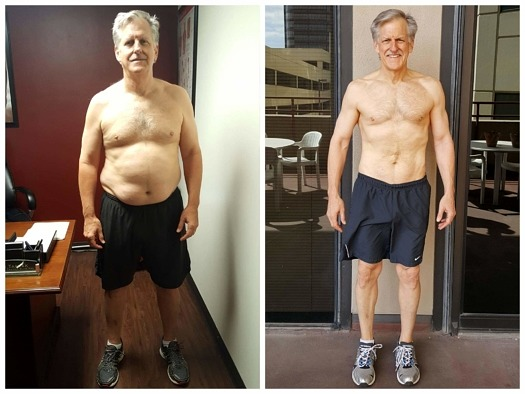 Scooter top personal trainer Dallas
