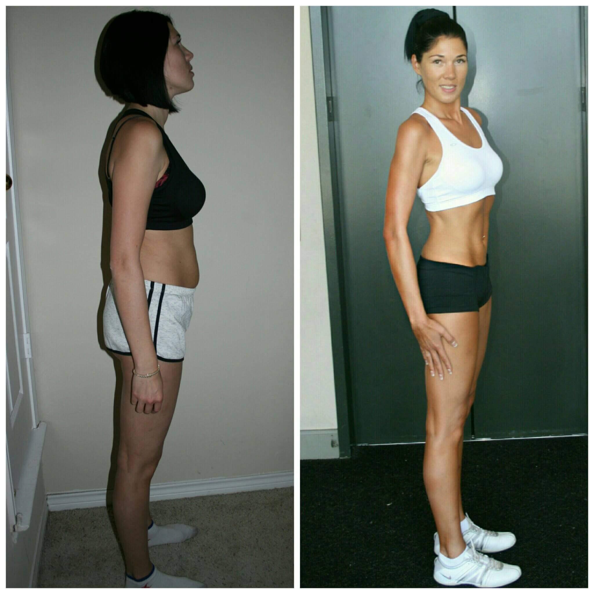 Tanya muscle toning personal trainer Dallas