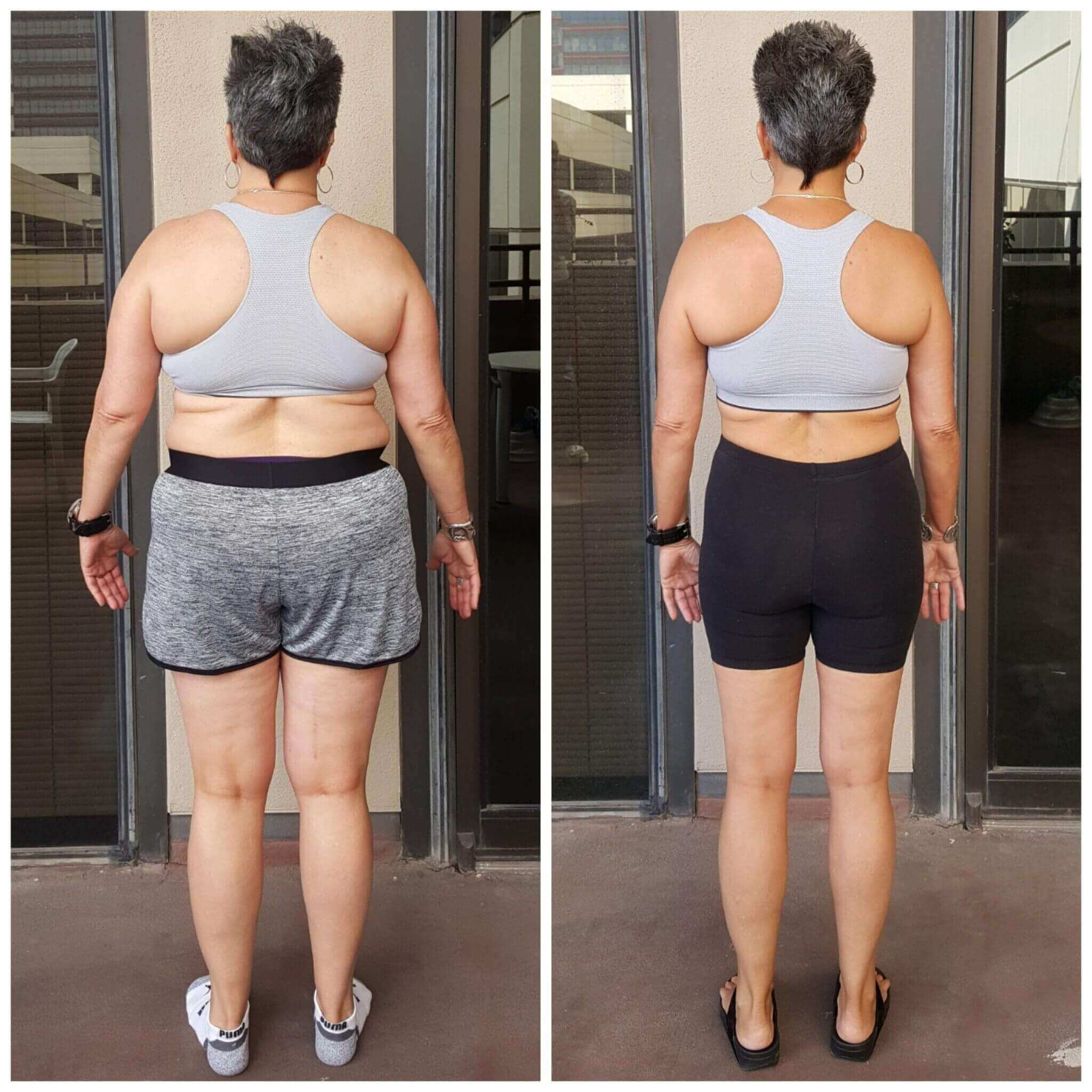 Tina weight loss Dallas top personal trainer