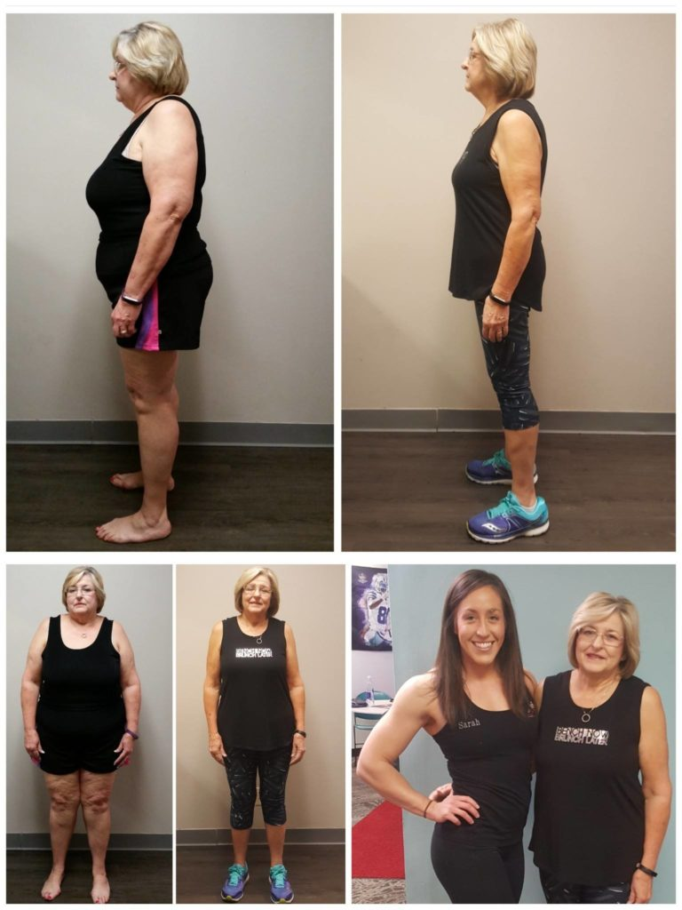 Top weight loss personal trainer Dallas