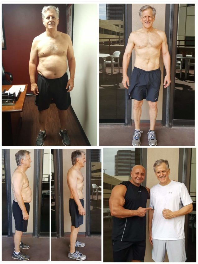 weight loss personal trainer Dallas
