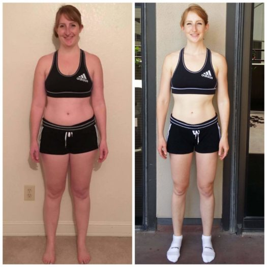 Whitney firming and toning Dallas