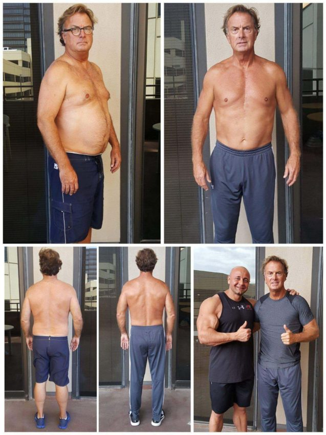 fitness results Dallas