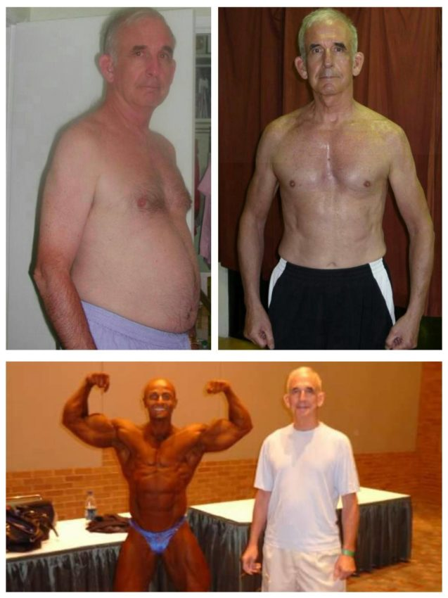 personal training for seniors Dallas