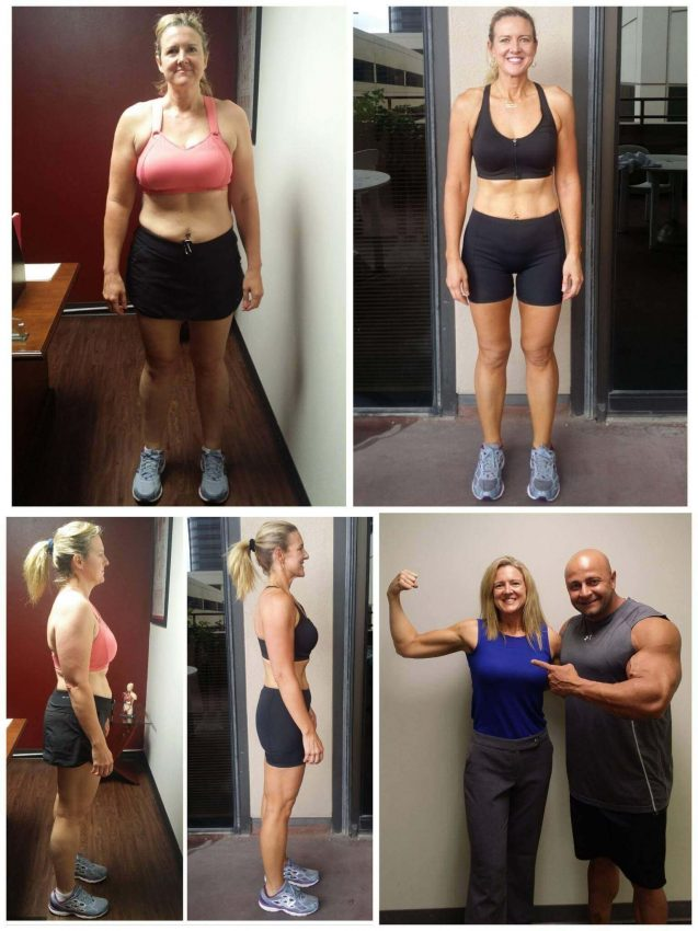 personal training for women Dallas