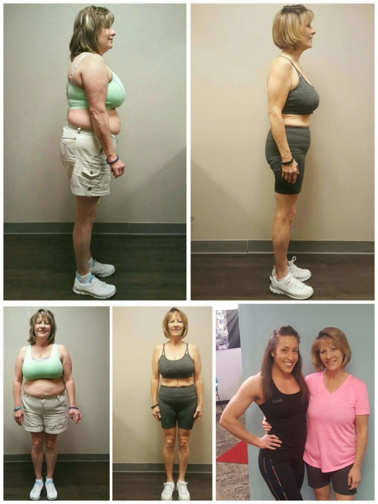 weight loss Female personal trainer Dallas