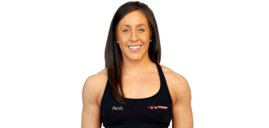 Top personal trainer and sports nutritionist Dallas Sarah Villegas