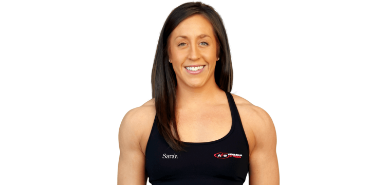 Dallas top personal trainer and sports nutritionist Sarah Villegas