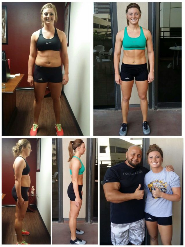 top personal trainer for women Dallas