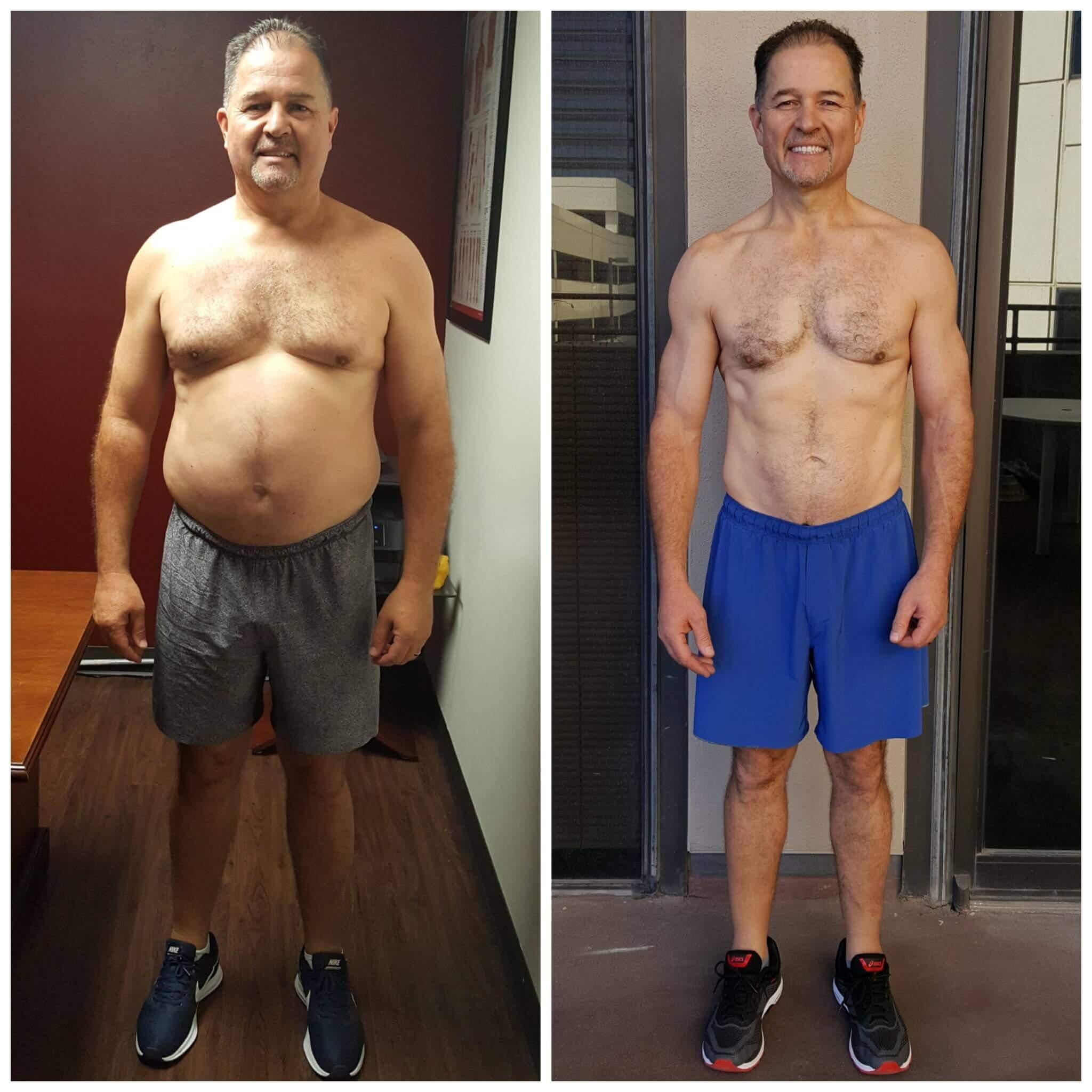 Grant guaranteed weight loss results
